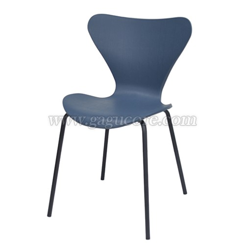 세븐 체어(업소용의자, 카페의자, 철재의자, 스틸체어, 인테리어의자, 레스토랑체어)