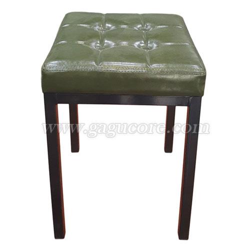 25각보조단추체어(업소용의자, 카페의자, 보조의자, 스툴, 인테리어의자)