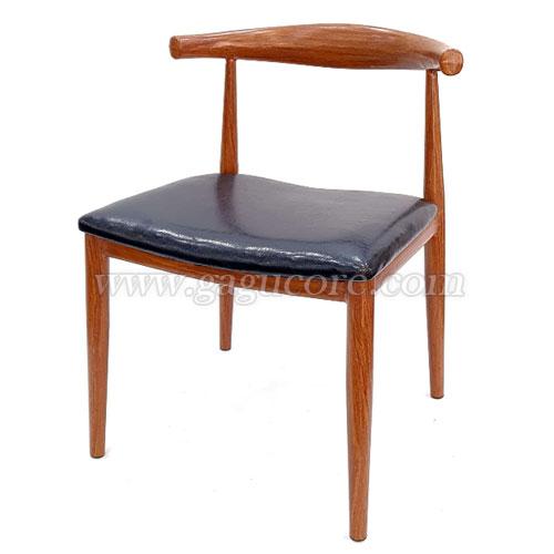 카우체어(철재)(업소용의자, 카페의자, 인테리어체어, 철재의자, 스틸체어)