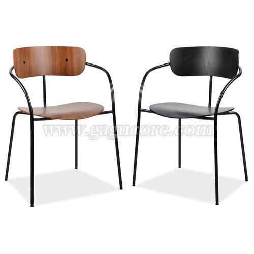 카디날암체어(업소용의자, 카페의자, 철재의자, 스틸체어, 인테리어의자, 레스토랑체어)