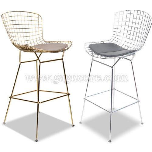 하모니그릴바체어(바의자, 바테이블의자, 인테리어바체어, 업소용의자, 카페의자, 스틸체어, 실버체어, 골드체어)