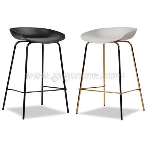톰박바스틸체어(바의자, 바테이블의자, 인테리어바체어, 업소용의자, 카페의자, 스틸체어, 골드체어)