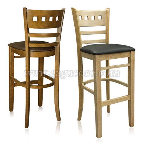 스타벅스바체어(업소용의자, 카페의자, 인테리어체어, 바의자, 바테이블의자, 목재빠체어, 레스토랑바체어)