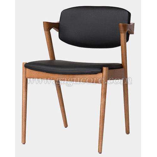 C338암체어(PU)(업소용의자, 카페의자, 인테리어체어, 목재의자, 우드체어, 레스토랑체어)