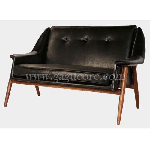 S822소파(2인)(업소용의자, 카페의자, 원목의자, 인테리어의자, 업소용소파, 카페소파, 인테리어소파, 레스토랑소파)
