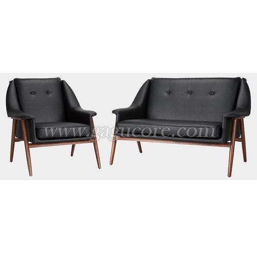 S822소파뉴검정PU소파(업소용의자, 카페의자, 원목의자, 인테리어의자, 업소용소파, 카페소파, 인테리어소파, 레스토랑소파)