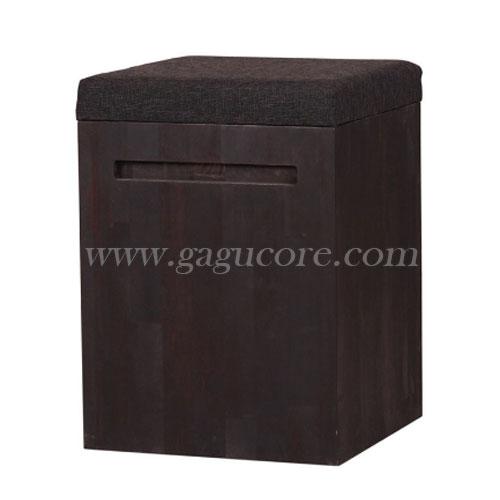 마운틴티크수납스툴(업소용의자, 카페의자, 인테리어체어, 보조의자, 스툴)