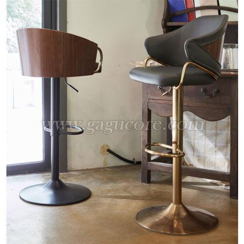 돌체빠체어(바의자, 바테이블의자, 인테리어바체어, 업소용의자, 카페의자, 스틸체어, 골드체어)