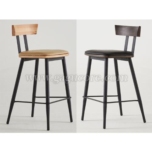 카이빠체어(바의자, 바테이블의자, 인테리어바체어, 업소용의자, 카페의자, 스틸체어)