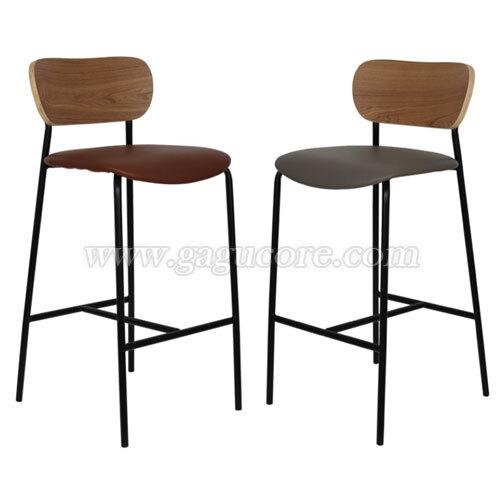 지오바체어(바의자, 바테이블의자, 인테리어바체어, 업소용의자, 카페의자, 스틸체어)