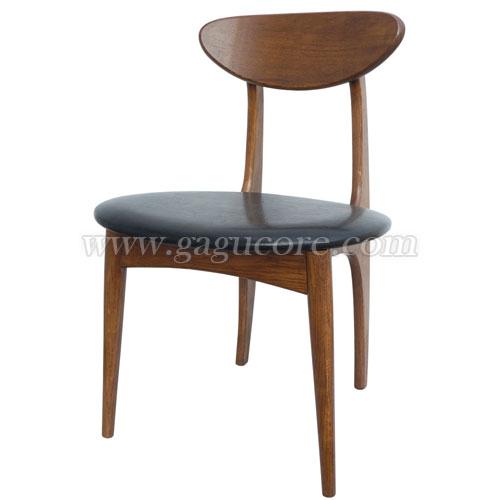찰스체어(업소용의자, 카페의자, 원목의자, 인테리어체어)