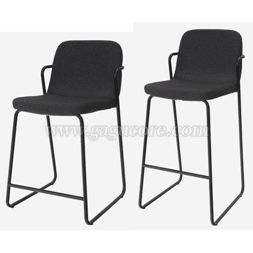 [m.a.d.정품]재그바체어(바의자, 바테이블의자, 철재바체어, 스틸바체어, 인테리어바체어, 재그카운터바체어)