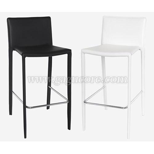 스퀘어바체어(바의자, 바테이블의자, 인테리어바체어, 업소용의자, 카페의자, 스틸체어)