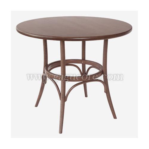 [TON정품]테이블252(카페테이블, 업소용테이블, 인테리어테이블, 원형테이블, 레스토랑테이블, 명품테이블, 톤제품)