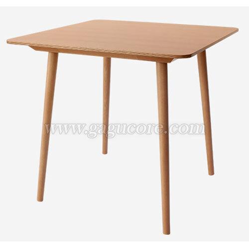 [TON정품]테이블 아이러니카800(카페테이블, 업소용테이블, 인테리어테이블, 사각테이블, 레스토랑테이블, 명품테이블, 톤제품)