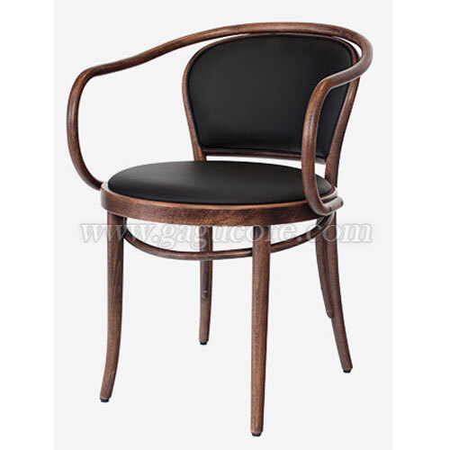 [TON정품]암체어33엔틱클래식(업소용의자, 카페의자, 목재의자, 우드체어, 인테리어의자, 명품의자, 톤체어)