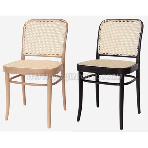 [TON정품]체어811(업소용의자, 카페의자, 목재의자, 우드체어, 인테리어의자, 명품의자, 톤체어, 라탄체어)