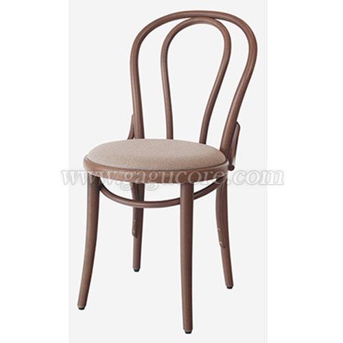 [TON정품]곡목체어1(패브릭, PU)(업소용의자, 카페의자, 목재의자, 우드체어, 인테리어의자, 명품의자, 톤체어)