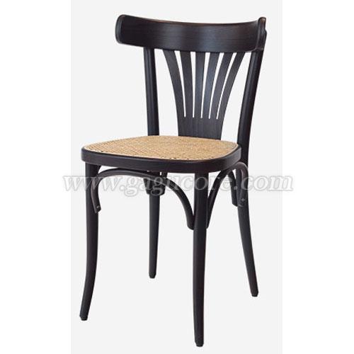 [TON정품]체어56(라탄)(업소용의자, 카페의자, 목재의자, 우드체어, 인테리어의자, 명품의자, 톤체어, 팬체어 라탄시트)