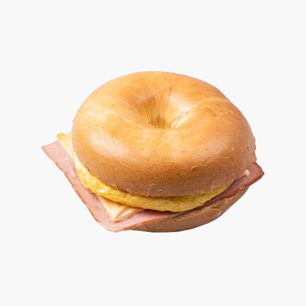 냉동완제품 - 베이글 샌드위치 (180Gx1개)