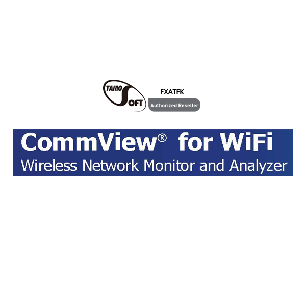 TamoSoft CommView-WiFi Packet Analyzer