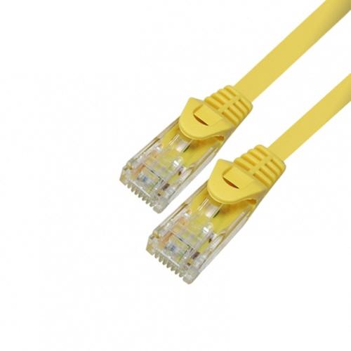 [EXA] CAT5E 2M UTP랜케이블 YELLOW
