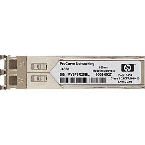 [HPE] X121 1G SFP LC SX  J4858C 정품 광모듈