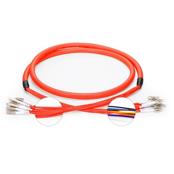 [EXA] ODP-B 4Core Cable 브레이크아웃 케이블 주문제작