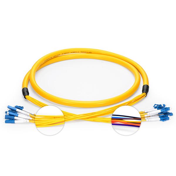 [EXA] ODP-D 4Core Cable 디스트리뷰션 케이블 주문제작