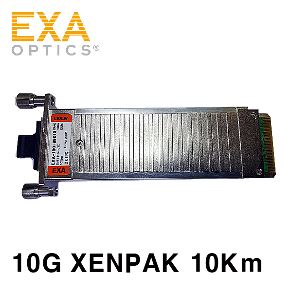 EXA AVAGO 10GBaser-LR HFCT-701XBD 10Km XENPAK compatible optical module