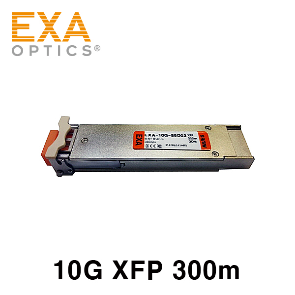 EXA AVAGO 10GBaser-SR AFBR-720XPDZ XFP compatible optical module