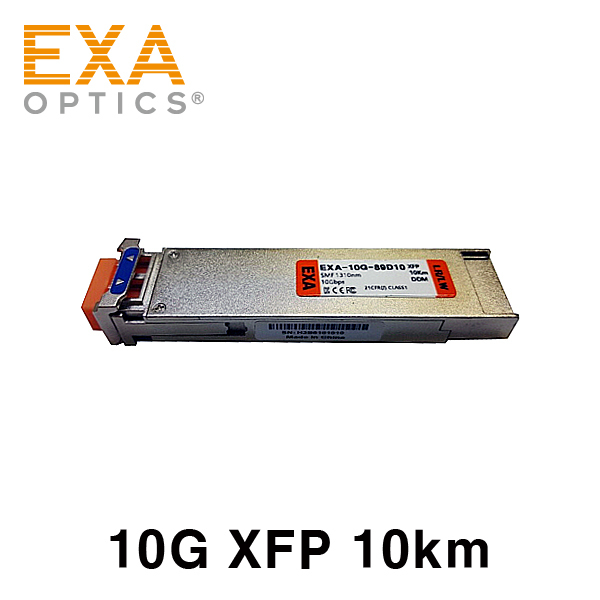 EXA AVAGO 10GBaser-LR AFCT-711XPDZ 10Km XFP compatible optical module