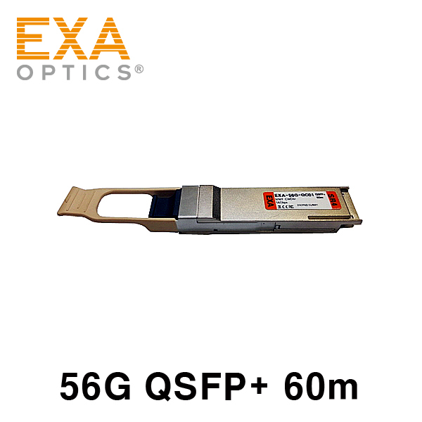 [EXA] Brocade 56G XBR-000245 60m QSFP+ compatible optical module