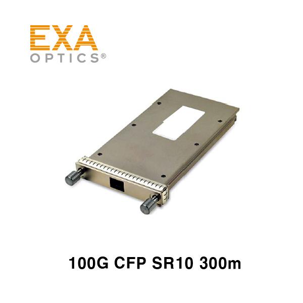 [EXA] Brocade 100G-CFP-SR10 300m 호환 광모듈