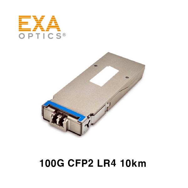 [EXA] Arista CFP2-100G-LR4 10km 호환 광모듈