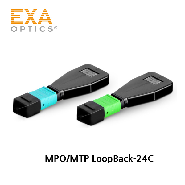 [EXA] EXA-MPO-LOOPALL24 100G CPAK SR10 LoopBack