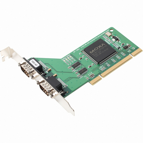 [MOXA] CP-102U 2-port RS-232 Universal PCI Serial Boards