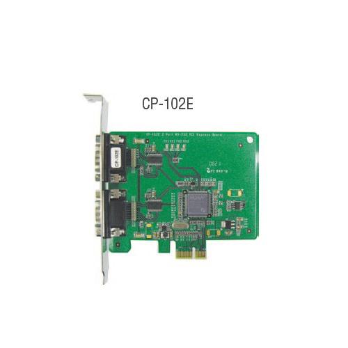 [MOXA] CP-102EL 2-port RS-232 PCI Express Boards