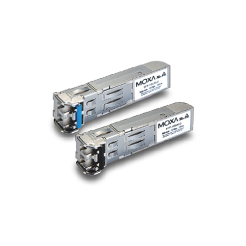 [MOXA] SFP-1GSXLC 1-port Gigabit Ethernet SFP modules