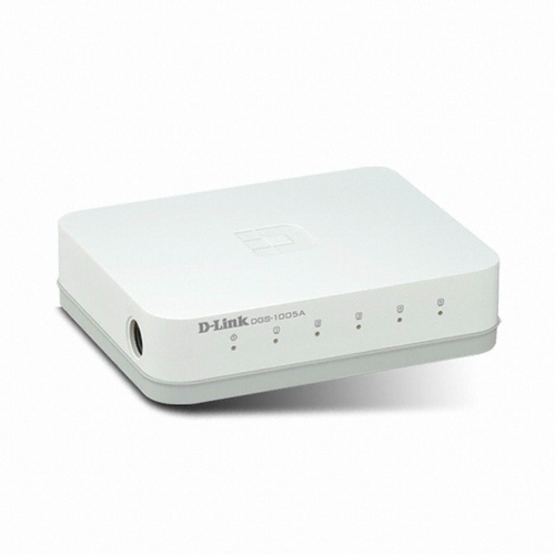 [DLINK] DGS-1005A [5Port 1000Mbps] Switch
