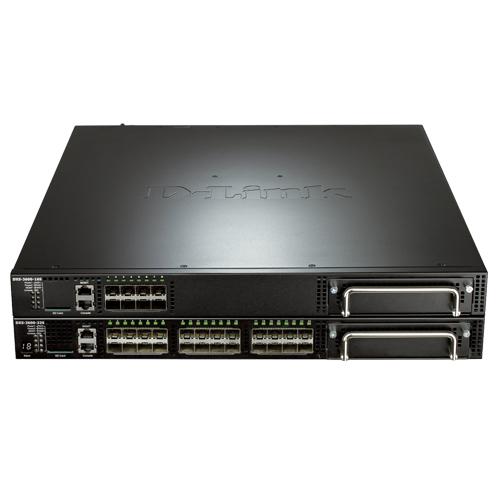 [DLINK] DXS-3600-16S [8Port SFP+/1Port Slot/ L3] Siwtch