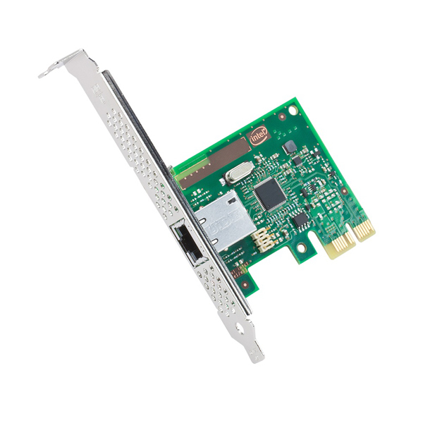 [INTEL] I210-T1 10/100/1000Mbps  네트워크 서버 어댑터