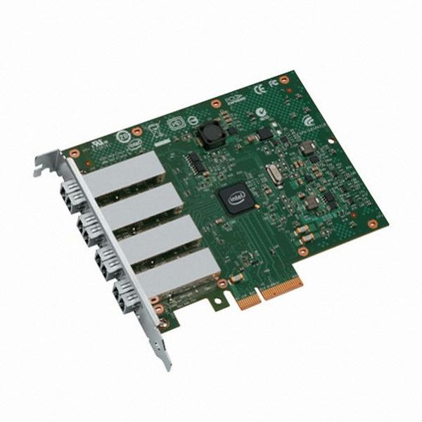 [INTEL] I350-F4 쿼드포트 1GbE 멀티모드  네트워크 어댑터