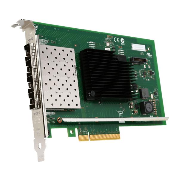 INTEL X710-DA4FHクアッドポート10GbEネットワークアダプタ