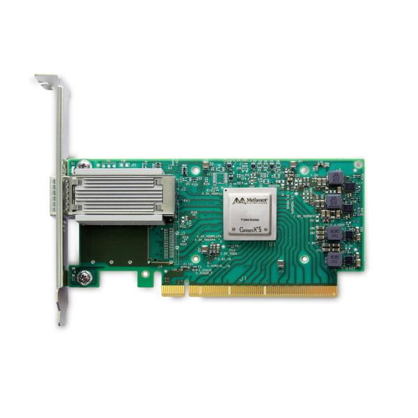 [NVIDIA] Mellanox MCX515A-CCAT ConnectX®-5 EN 100GbE Single-Port