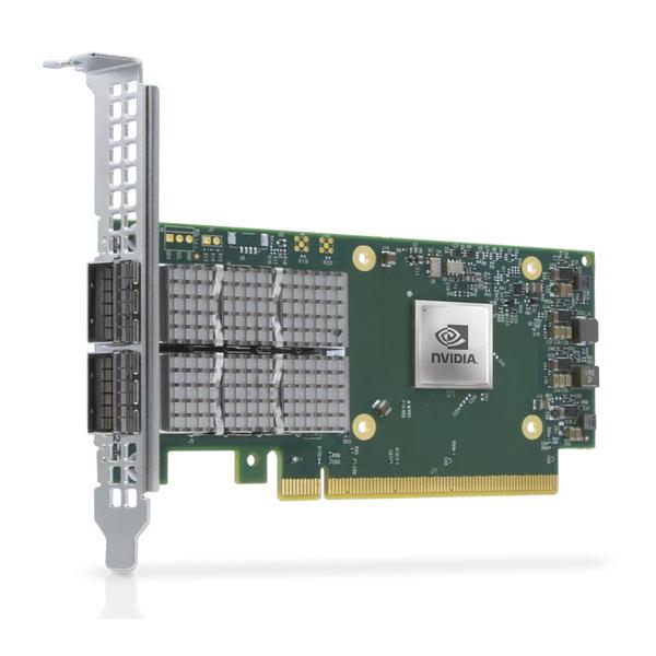 [NVIDIA] Mellanox MCX623106AN-CDAT ConnectX®-6 Dx EN 100GbE Dual-Port QSFP56