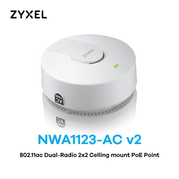 [ZyXEL] NWA1123-AC 802.11ac AP