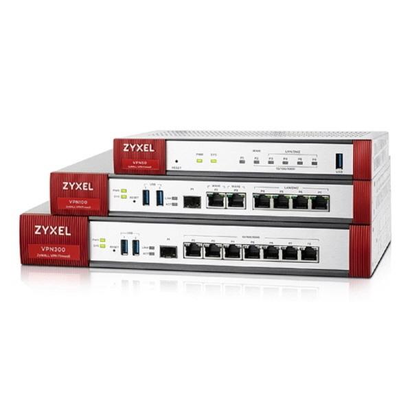 [ZyXEL] VPN100 VPN ROUTER