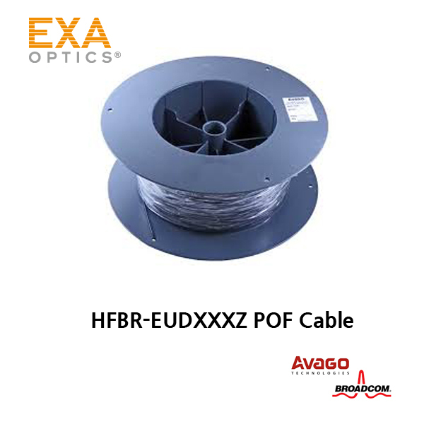 [AVAGO] HFBR-EUD100Z 100m Plastic Optical fiber Cable -650nm
