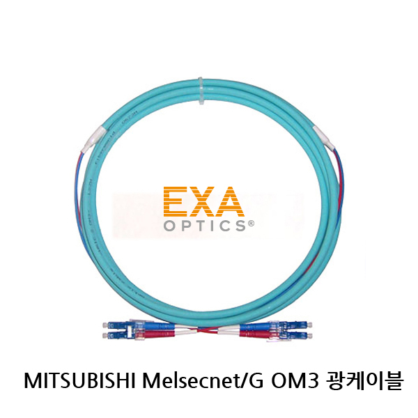 [EXA] HRIC2 10m Optical Cable for MITSUBISHI PLC